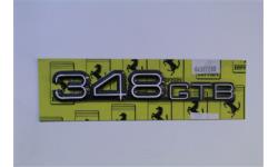 emblème/insigne/logo ferrari 348 GTB (64307200)