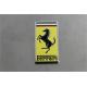 Badge capot avant ferrari 360/430/458/488/599/california (65394800)