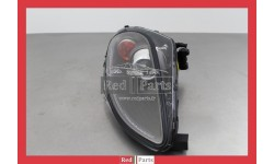 R.h. headlight low/high beam  grey   not for usa, cdn, gd and j