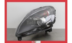 R.h. headlight low/high beam  black   not for usa, cdn, gd and j