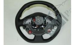 volant cuir noir ferrari F12 (849157 remplacé par 87233600)