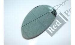 GLACE DE RETROVISEUR GAUCHE FERRARI 360/550 (66213300/U) (OCCASION)